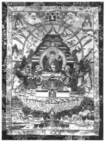 Рай Падмасамбхавы