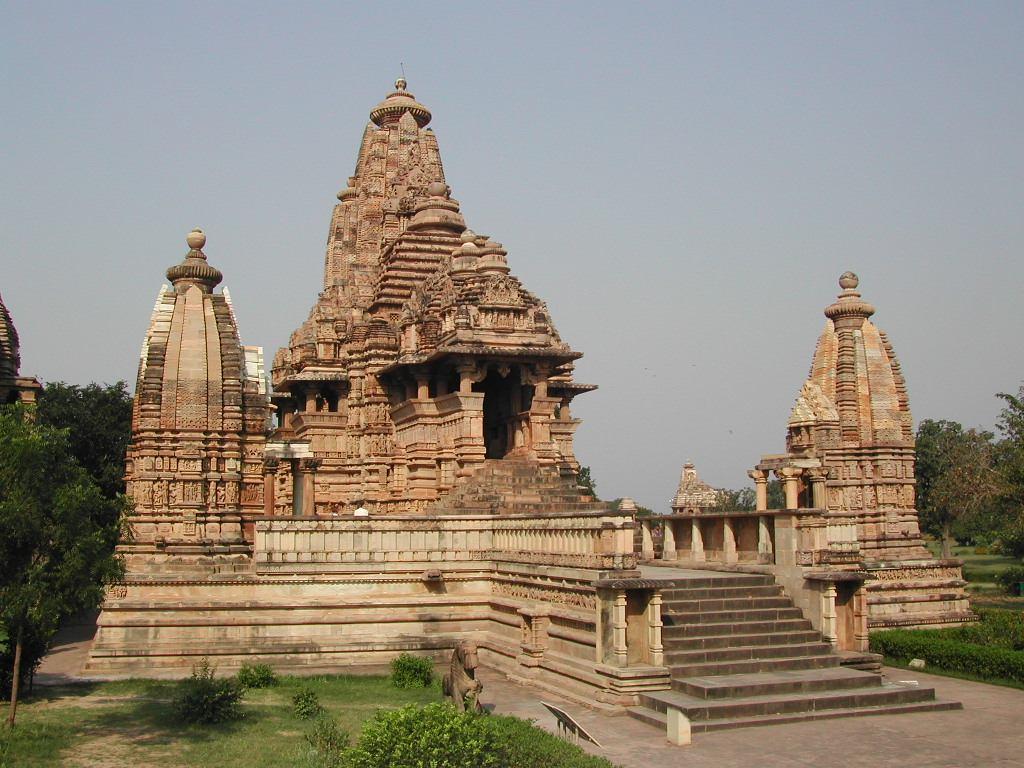 храмы любви в Кхаджурахо