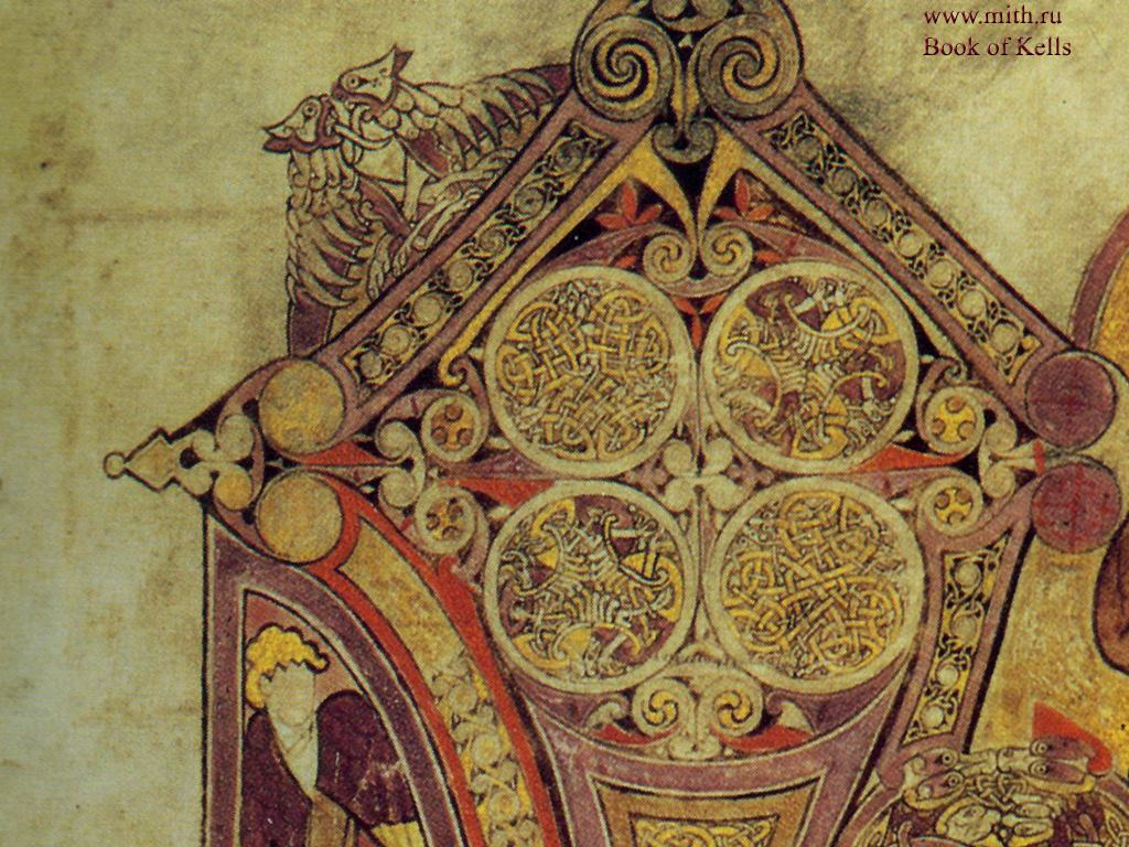 Mith.Ru: Book of Kells