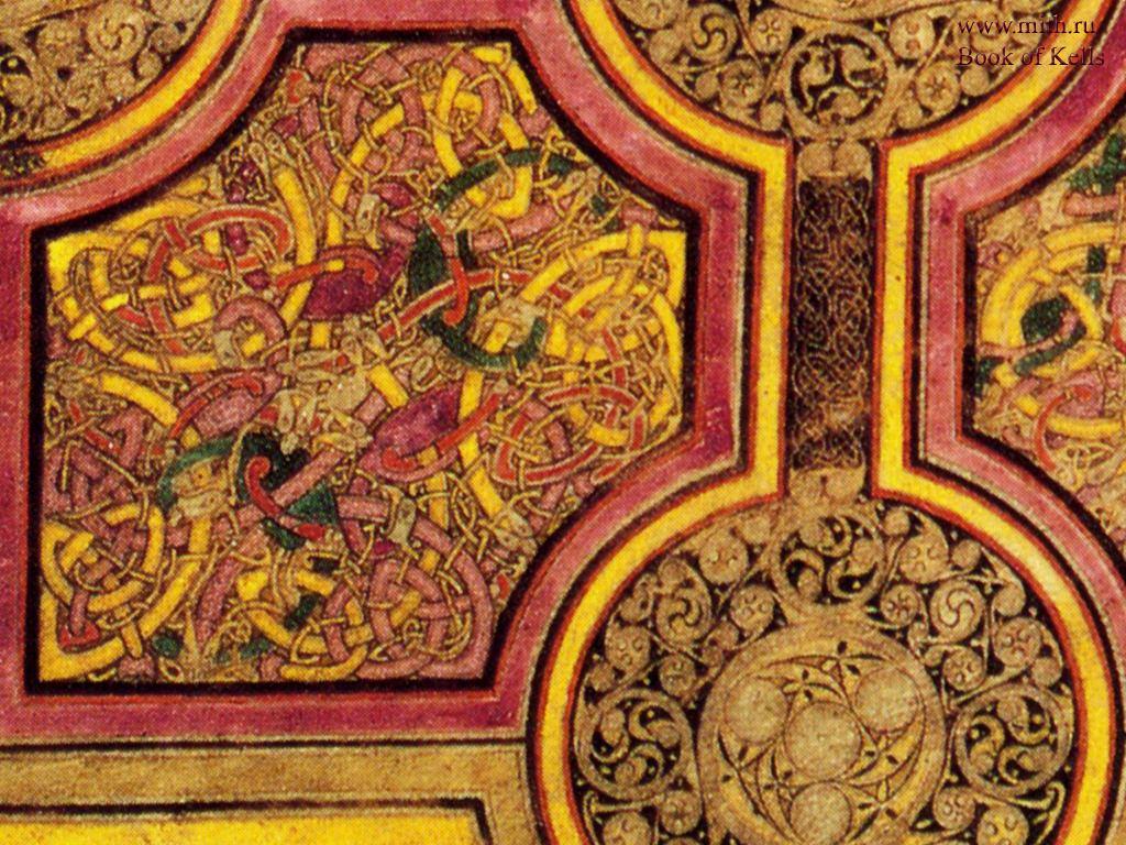 Евангелие из Келлса — шедевр кельтской миниатюры IХ века - Фемина ...