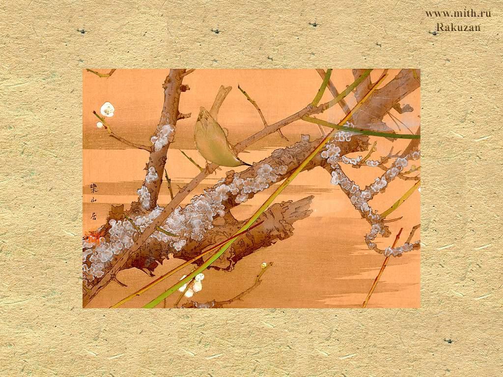 японская гравюра картинки: